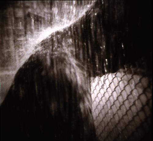In a Shower